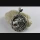 Gothic Spinnennetz Spinnen Ring  925 Silber 085